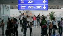 Hava sahası Türk uçaklarına kapalı