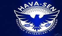 HAVA-SEN'den son kayıplarla ilgili açıklama