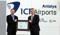 'Havaalanı Karbon Akreditasyonu' Programında Lider