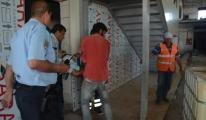 Havaalanı Terminal Binası İnşaatında İş Kazası:1 Yaralı