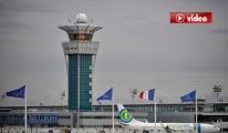 Havaalanı'nda silah sesleri