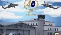 Havacılık Daire Başkanlığı 40 Yaşında #video