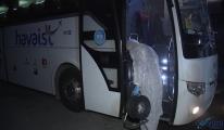 Havaist otobüslerinde dezenfekte sıklığı artırıldı