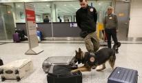 Havalimanı Muhafızları Kaçağa Geçit Vermiyor!