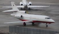 Havalimanı'na Uçaklar Para Dolu Bir Şekilde İniyor