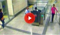 Havalimanı'nda İntihar Eden Gazetecinin Son Görüntüleri