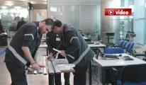 Havalimanı'nda Referandum Hazırlığı