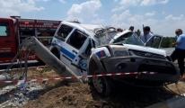Havalimanı Polisi Kazada Şehit Oldu