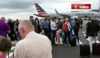 Havalimanı Şüpheli Paket Nedeniyle Boşaltıldı