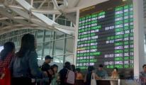 Havalimanı uçuşlara kapatıldı!