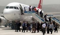 Havalimanına Saldırı 1 Polis Yaralandı