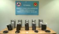 Havalimanı'nda 14 kilo 560 gram Afyon sakızı yakalandı