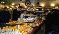Havalimanında günde 16 ton gıda tüketiliyor