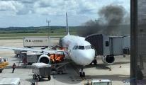 Havalimanında panik...
