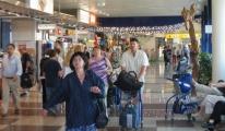 Havalimanında