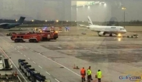 Havalimanı'nda terör paniği!