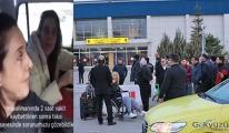 Havalimanı'nda turistler mağdur oldu!