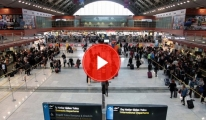 Havalimanları, Otogarlar Ve Tren İstasyonlarında Güvenlik Alarmı