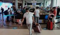 Havalimanlarında rekor yolcu sayısına bugün ulaşılacak