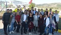 Havaş Gazipaşa İstasyonu üniversitelileri ağırladı!