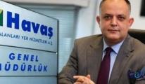 Havaş Genel Müdürü Nurzat Erkal