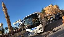 Havaş Mardin'de otobüs hizmetine başladı!