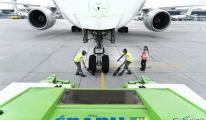Havaş Riga'da Tailwind'e hizmet sunacak!