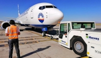 Havaş SunExpress'e Medine'de hizmet sunuyor!