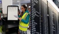 Havayolları siber saldırıyla boğuşuyor!video