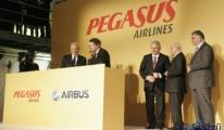Pegasus Havayollarından Dev Siparişler