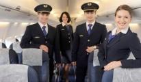 Havayolu şirketleri 2. Dil bilen kabin memurları arıyor