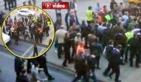 Havalimanı'nda Taksiciler Terör Estirdi