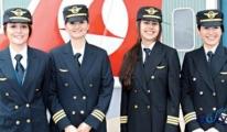 Pilotlar ayda ortalama 20-25 bin lira maaş alıyor.