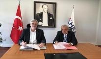 HEAŞ ile Express Uçak Bakım ve Eğitim sözleşmesi