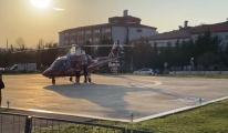 Helikopter kazasında yaralanan yüzbaşı tedavi İstanbul'da