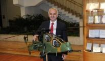 Helikopter Motoruna Yerli Dizayn