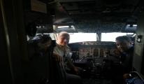 Kontrol Pilot Kani Kurtuluş,Dayanamadım..