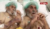 Hemşireler Hasta Adama Sigara İçirdiler video