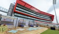 Hilton'un Yeni Oteli Dünyaca Ünlü Stadyumun İçinde!