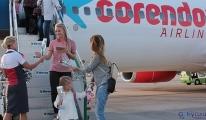 Hollandalı Turistler İlk Uçakla Alanya'ya geleceğiz