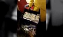 Hostes 500 bin dolarla yakalandı! video