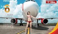 Hosteslerin Bikinili 2018 Takvimi video