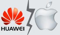 Huawei, Apple'ı Solladı