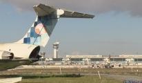 Hurda uçaklar satışa çıkarıldı(video)
