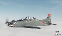HÜRKUŞ-C Hafif Taarruz ve Silahlı Keşif Uçağı