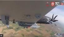Hürkuş-C'den bir başarılı test daha!video