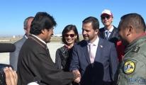 Hürkuş'un tanıtımı Bolivya'da yapıldı