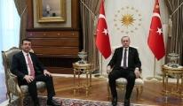 İBB Başkanı İmamoğlu Erdoğan'ı havalimanında karşıladı!