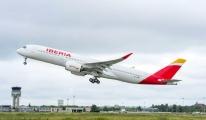 Iberia, ilk A350-900 siparişini teslim aldı