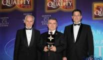 ICF Airports Antalya'ya Kalite Ödülü